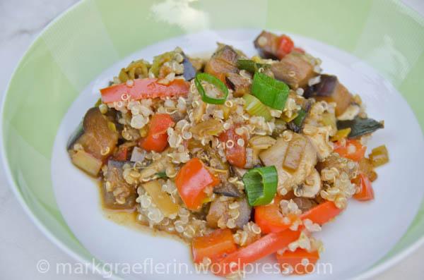 Quinoa Gemuese3
