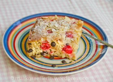 Stracciatella Kuchen 6