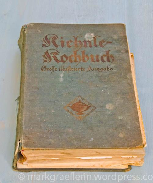 Kochbuch Flohmarkt