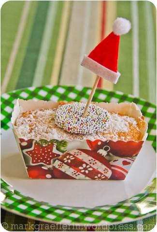 Cocos Mini Cakes 2