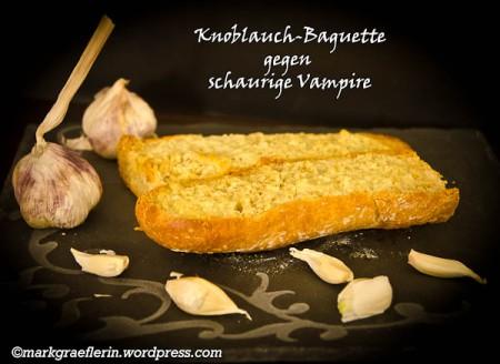 Knoblauch Baguette1