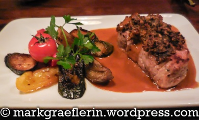 Karlbsrücken Steak
