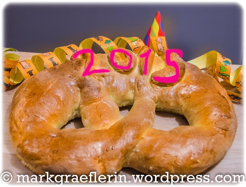 Neujahrsbrezel 2015