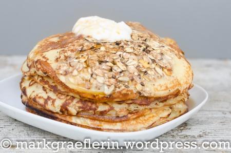 Muesli Pancakes 2
