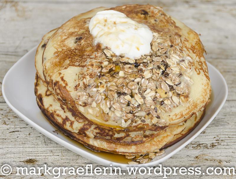 Muesli Pancakes 3