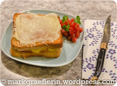 Croque Monsieur 1