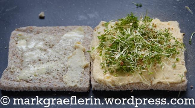 Kresse Ei Sandwich 5
