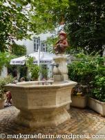 Der Affenbrunnen