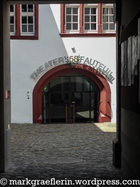 Das bekannte Theater Fauteuil