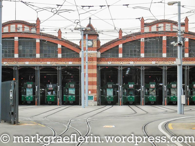 Tramdepot Wiesenplatz