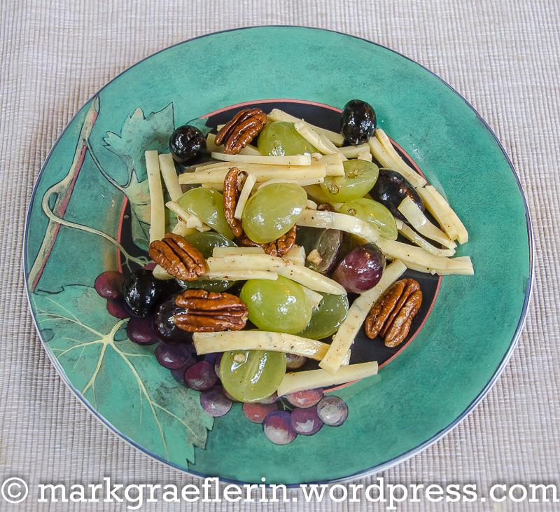Trauben Kaese Salat 2
