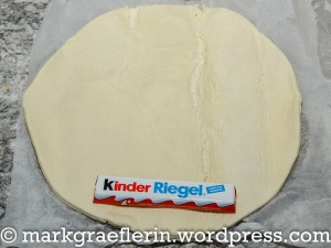 Kinder-Schoko-Croissant