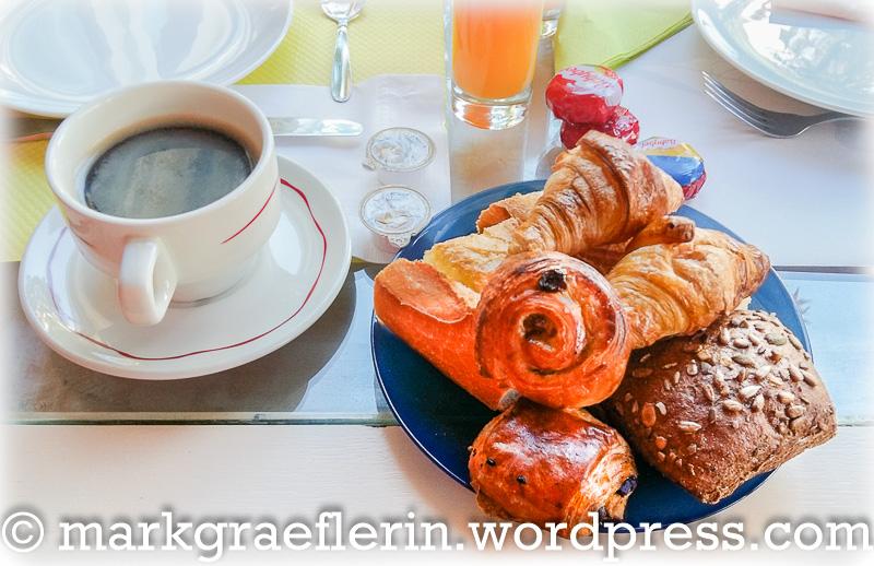 Frühstück Les Pages 3