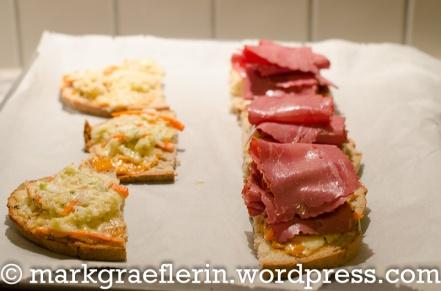Pastrami Sandwich 3