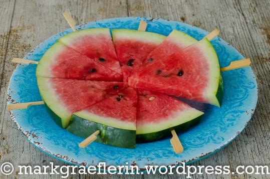 Melone am Stiel 2