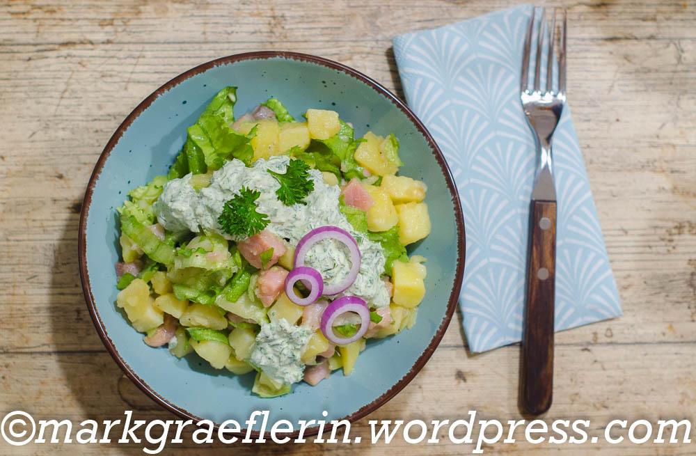 Aschermittwoch Salat 1
